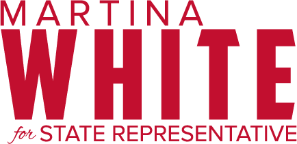 Martina White State Representative